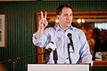 Governor of Wisconsin Scott Walker at Belknap County Republican LINCOLN DAY FIRST-IN-THE-NATION PRESIDENTIAL SUNSET DINNER CRUISE, Weirs Beach, New Hampshire May 2015 by Michael Vadon 01.jpg