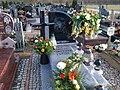 Grób Dariusza Siatkowskiego na Cmentarzu Komunalnym w Koszalinie.jpg
