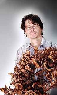 Alexander Grabovetskiy Woodcarver
