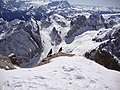 Gracchi alpini ,dietro 800 m di vuoto - panoramio.jpg
