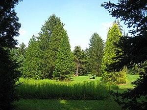 Lee and Virginia Graver Arboretum - Lee and Virginia Graver Arboretum
