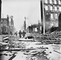Great Fire - Wellington Street east, looking west April 1904.jpg