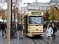Groenplaats tram op keerlus 2005.jpg