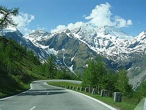 Grossglockner High Alpine Road - Image: Grossglockner road