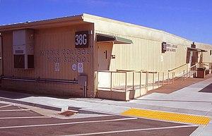Grossmont Middle College High School - Grossmont Middle College High School occupies building 38G on the Grossmont College campus.
