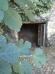 grotte de La Marche