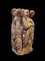 Groupe de la Vierge et de saint Jean au pied de la croix-Musée de l'Œuvre Notre-Dame (3).jpg