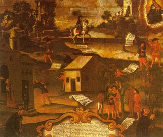 War of the Emboabas - Image: Guerra dos Emboabas