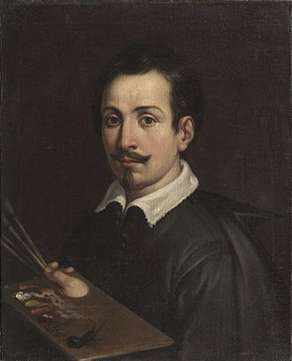 Guido Reni - Self portrait, c. 1602