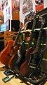 Guitarrismo Ilustrado - Gibson SG, Ibanez SDGR, Fender Telecaster Thinline, Cort acoustic guitar (2008-02-11 01.11.08 by Rafa Gil).jpg