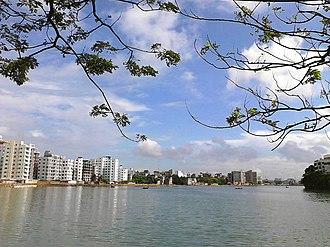 Gulshan Thana - Gulshan Lake