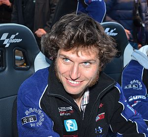 Guy Martin - Martin at the 2014 Bol d'Or