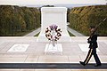 Gyeonggi Province Governor laid a wreath at the Tomb of the Unknown Soldier in Arlington National Cemetery (22507304372).jpg