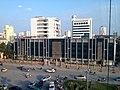 Học viện Hành chính Quốc gia nhìn từ tầng 4, Vincom Nguyễn Chí Thanh, Hà Nội 002.JPG