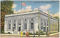 H-14. Post office, Henderson, N. C. (5811462813).jpg