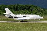 HB-JGG Dassault Facon 2000EX F2TH - MSC Aviation (18485959870).jpg