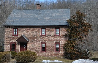 West Cocalico Township, Lancaster County, Pennsylvania - The Henry Walter House