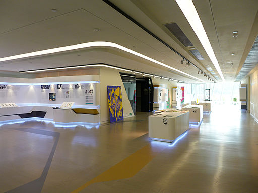 HKPU Innovation Tower Exhibition Gallery 201403