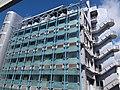 HKU SYP Pokfulam Road Sai Ying Pun 嘉道理生物科學大樓 Kadoorie Biological Sciences Building KBSB facade SSG Sept 2018 01.jpg
