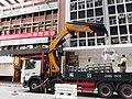 HK 中環 Central 皇后大道中 Queen's Road Central morning Sunday June 2019 SSG 03.jpg