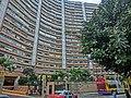 HK 北角半山 North Point Mid-Levels 雲景道 60 Cloud View Road 峰景大廈 Hilltop Mansion Apr-2014 facade n entrance.JPG
