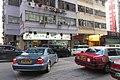HK 天后 Tin Hau 琉璃街 Lau Li Street carpark Mercedes-Benz E240 Nov 2017 IX1.jpg