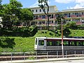 HK 屯門 Tuen Mun 青麟路 Tsing Lun Road house tram July 2016 DSC.jpg