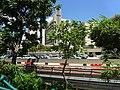 HK 屯門 Tuen Mun Hospital 青麟路 Tsing Lun Road outdoor carpark July 2016 DSC.jpg