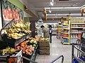 HK Cheung Sha Wan 幸福商場 Fortune Estate 百佳 Parkn Supermarket interior.JPG
