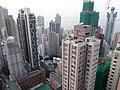 HK ML 半山區 Mid-levels 漢寧頓道 Honiton Road 80 Bonham Road FV 禮賢閣 29 B2 Rhine Court view nearby January 2016 DSC 27.jpg