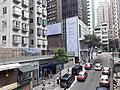 HK SW 上環 Sheung Wan 皇后大道中 Queen's Road Central 水坑口街 Possession Street footbridge view Sunday morning October 2019 SS2 11.jpg