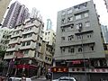 HK Sheung Wan 荷李活道 Hollywood Road Sai Street 太明樓 Tai Ming House facade Aug 2016 DSC.jpg