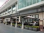 HK TST Harbour City Ocean mall cafe Feb-2013.JPG