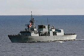 NCSM Charlottetown (FFH 339) — Wikipédia