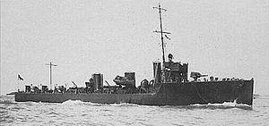 HMS Lynx 1912-1915
