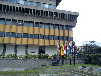Andean Community - Secretariat of the Andean Community in Lima