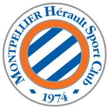 Description de l'image HSC Montpellier Logo.png.