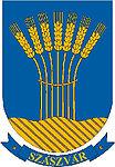 Szászvár címere