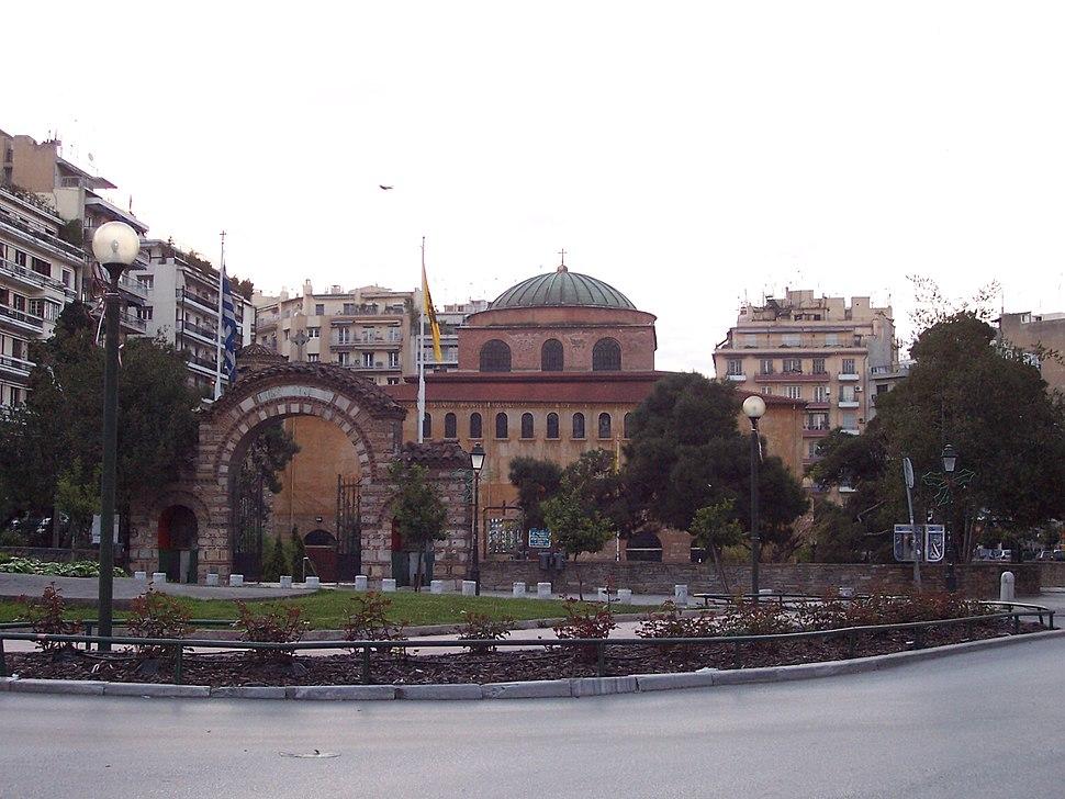 Hagiasophiathessa