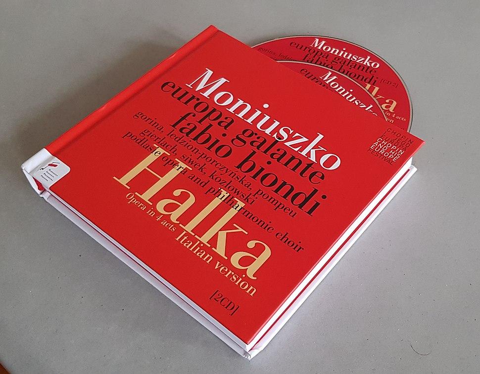 Halka (Front CD) Moniuszko, Matheus Pompeu