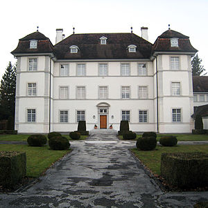 Roman Catholic Diocese of Basel - Haller House in Solothurn, residence of the Bishop of Basel.