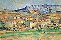 Hameau à Payennet près de Gardanne, par Paul Cézanne.jpg