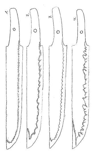 Hamon (swordsmithing) - Types of Hamon