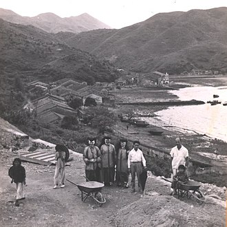 Hang Hau - Hang Hau in 1950s