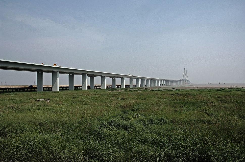 Hangzhou Bay Bridge ABA 1360 AK1