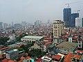 Hanoi landscape 05 From office tower.jpg