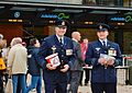 Happy Airforce Guys Collecting for ANZAC Day (17101857480).jpg