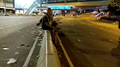 Harcourt Road during late night 20190702.png