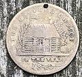 Harrison campaign token reverse 1840.jpg