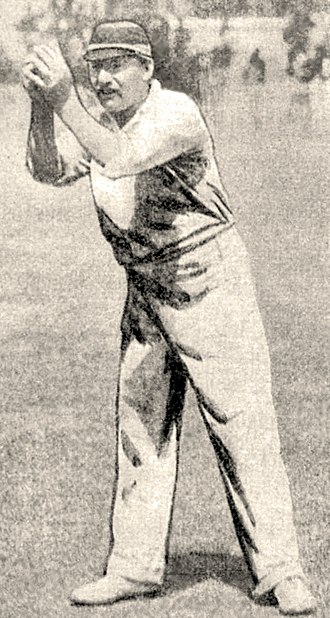 Harry Trott - Trott was an outstanding fielder, usually at point
